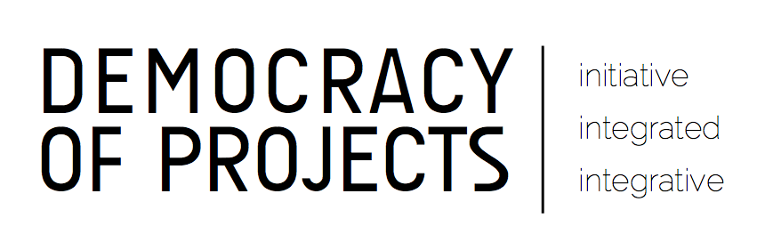 it is time for the great change    if you want to contact us: dop(a)democracyofprojects.com